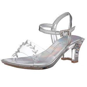 Kenneth Cole Reaction Cinderella sandals